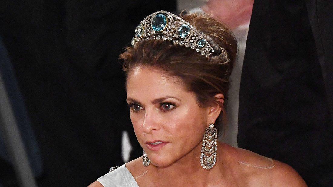 Prinzessin Madeleine: Am Ende! Sie hat nur noch Angst!