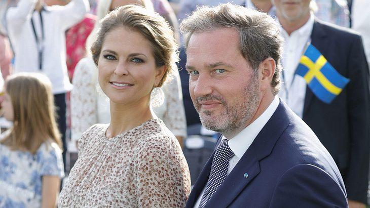 Schwedens Prinzessin Madeleine wandert aus