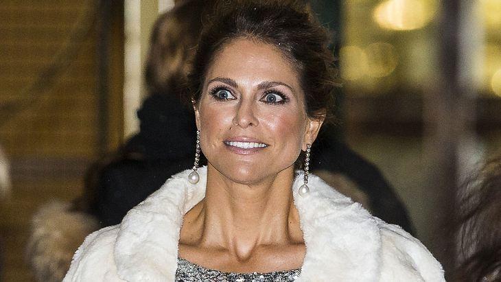 Prinzessin Madeleine mager