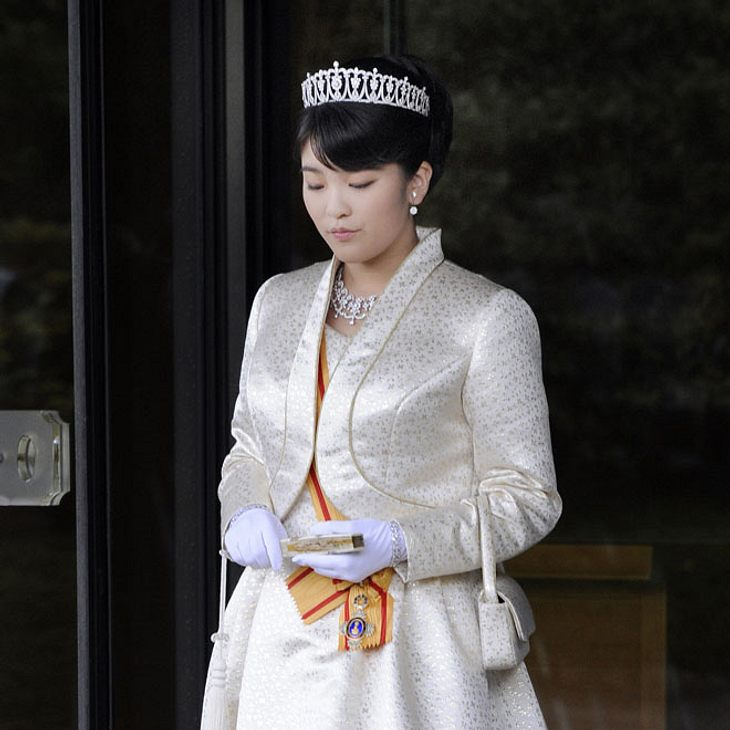 Prinzessin verlobt sich mit Bürgerlichem - Thronfolge-Sorgen in Japan