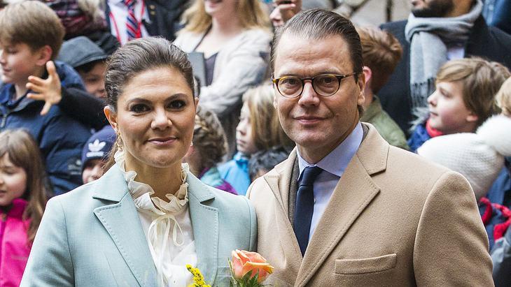 Prinzessin Victoria von Schweden: Herber Schlag für ihren Mann Daniel!