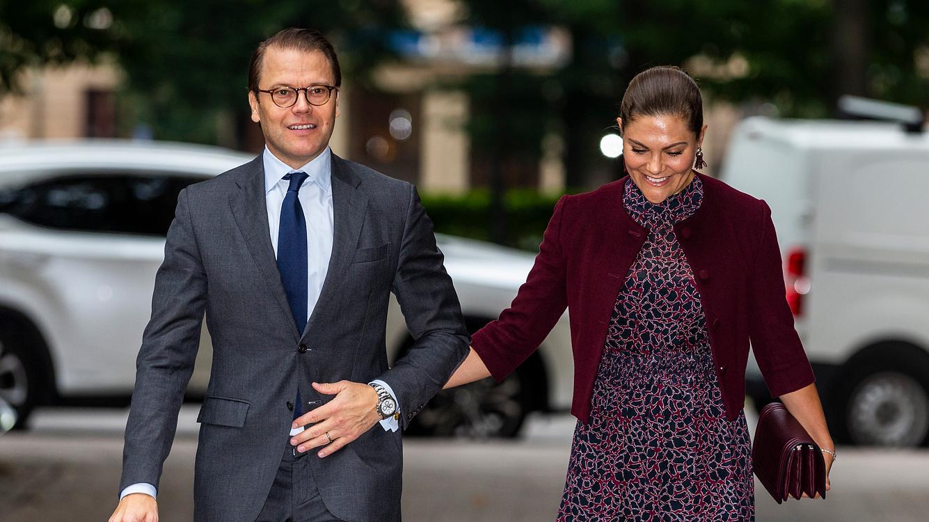 Victoria von Schweden und Prinz Daniel
