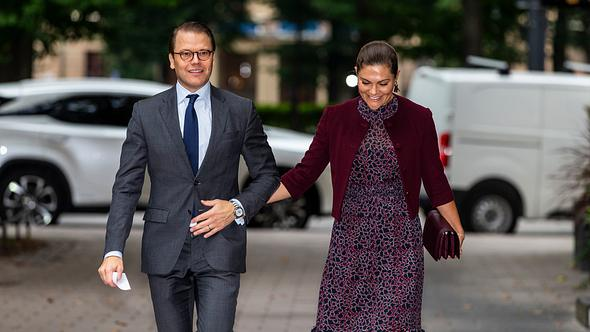 Victoria von Schweden und Prinz Daniel - Foto: GettyImages