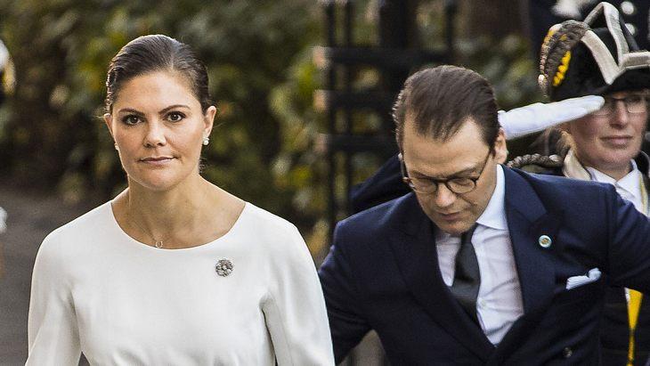Prinzessin Victoria und Prinz Philipp