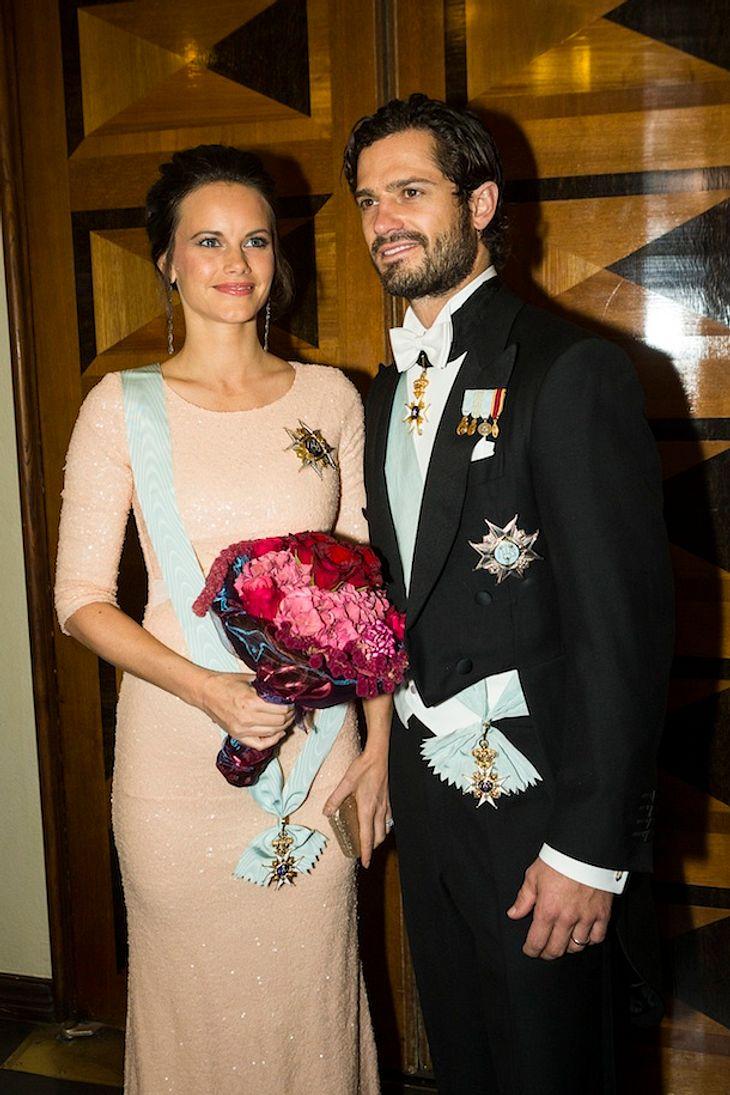 Prinzessin Sofia: Sie zeigt ihren süßen Babybauch