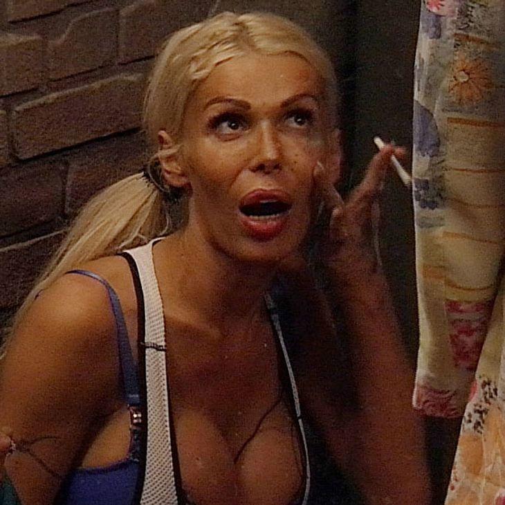 """""""Promi Big Brother"""": Edona James droht mit Auszug!"""