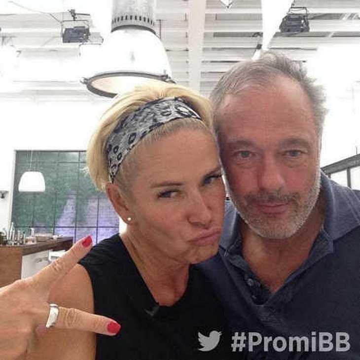 Promi Big Brother: Ronald Schill baggert Claudia Effenberg an