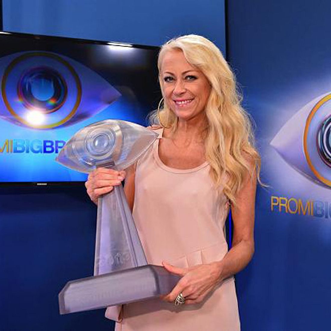 Jenny Elvers - Promi Big Brother