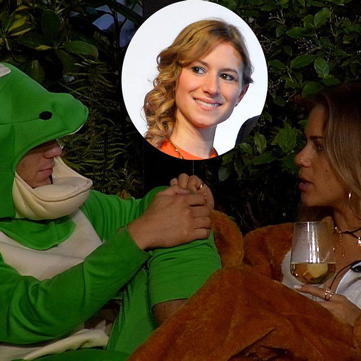 Promi Big Brother-Flirt: Das denkt Franks Freundin Sandra Musch über Jessica!