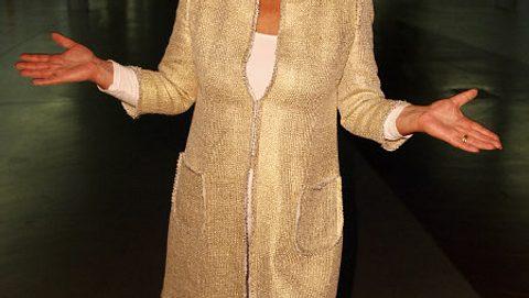Marijke Amado zog als Erste ein - Foto: Getty Images