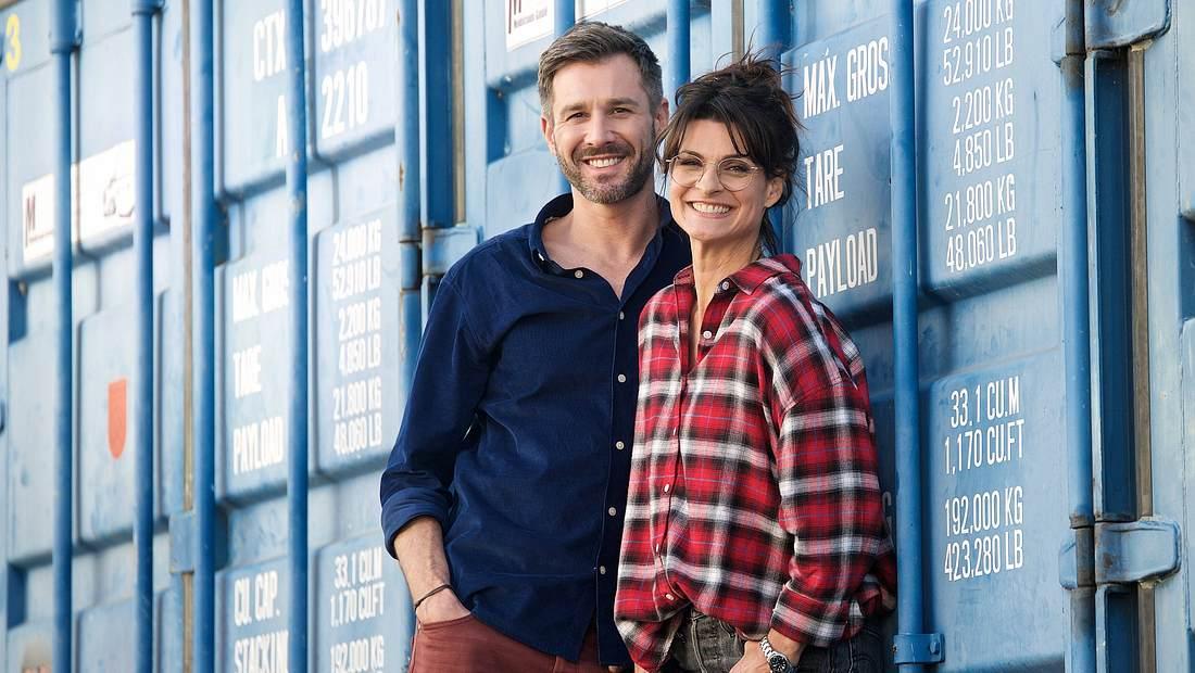 Promi Big Brother-Moderatoren Jochen Schropp und Marlene Lufen
