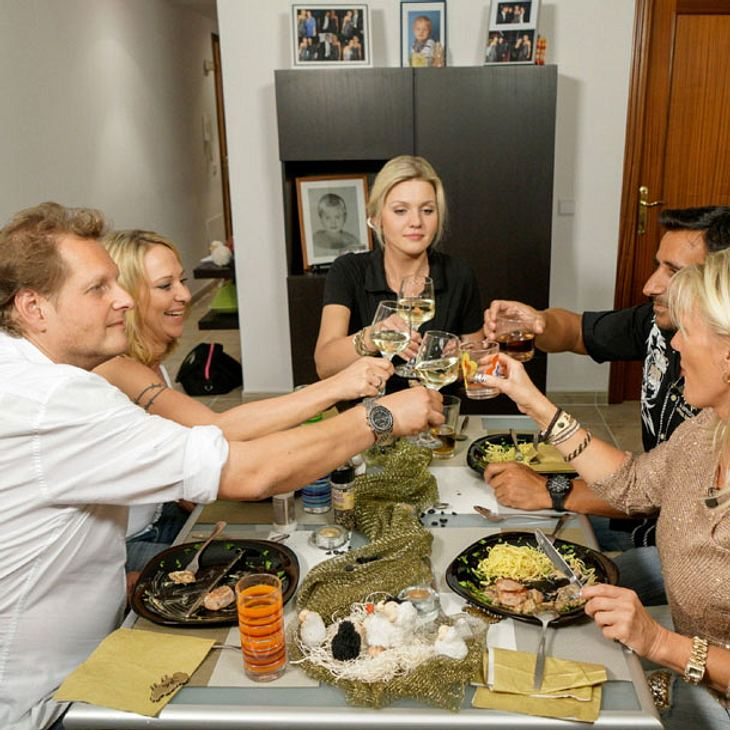 Malle-Jens und Jenny beim perfekten Promi-Dinner