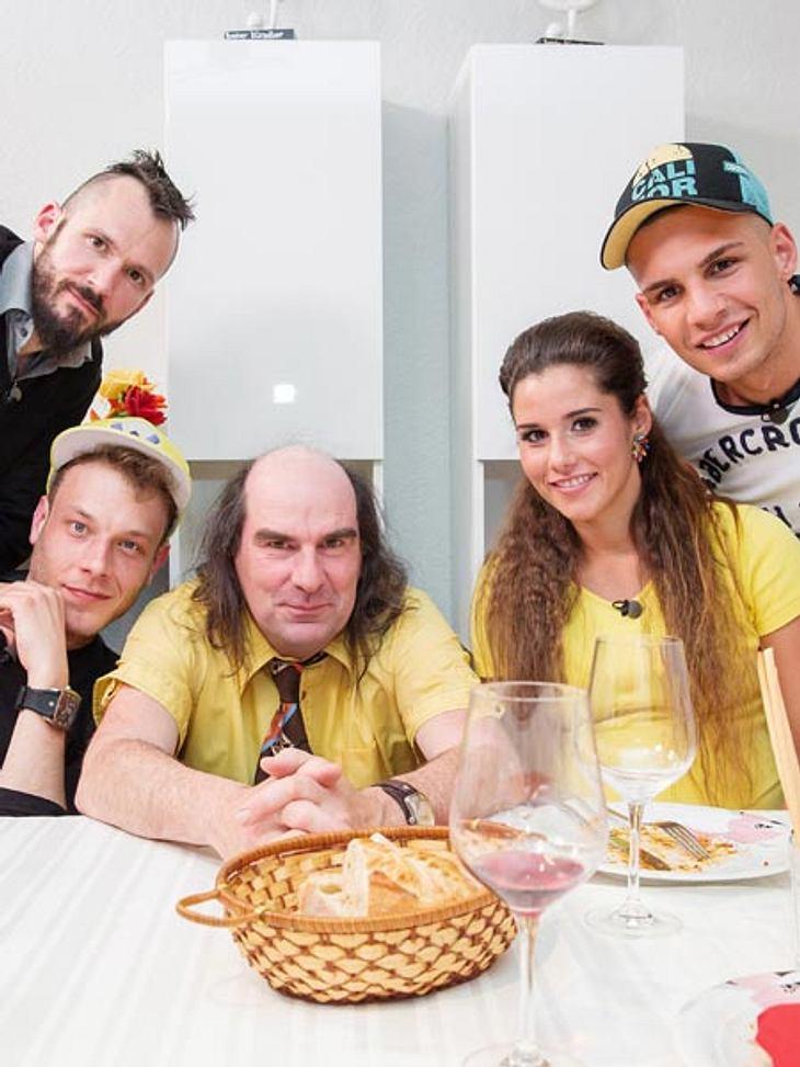 Matthias Richter, Mike Rohleder, Guildo Horn, Sarah Lombardi, Pietro Lombardi