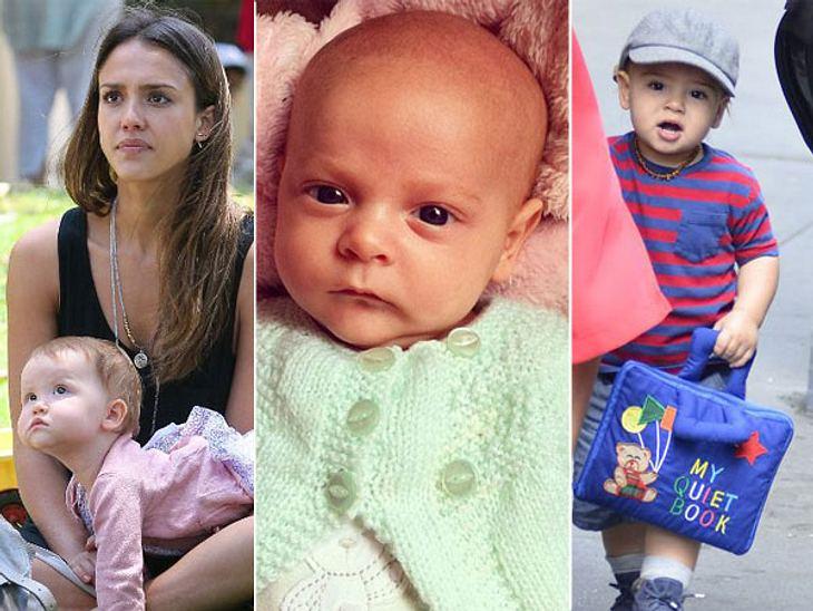 Die süßesten Promi-KinderIn den vergangenen eineinhalb Jahren sind unheimlich viele Promi-Kinder zur Welt gekommen. Eines süßer als das andere. Hier sind die niedlichsten Babys der Stars.Vorsicht! Ah!-und-Oh!-Alarm!