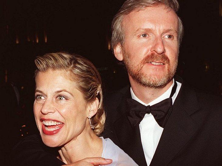 """Die teuersten Promi-Scheidungen: Platz 9,Gerade hatte er durch den Film """"Titanic"""" noch richtig Geld verdient, da ließ er sich scheiden und musste das Geld größtenteils seiner Ex-Frau geben. 50 Millionen Dollar zahlte James Cameron"""