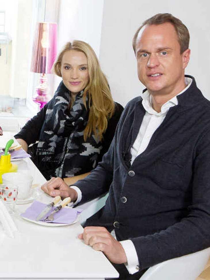 Alexander Posth und Anna Hofbauer werden keine Freunde mehr