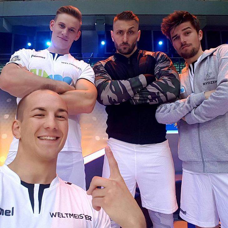 """Team """"Weltmeister"""" holt den Pokal"""