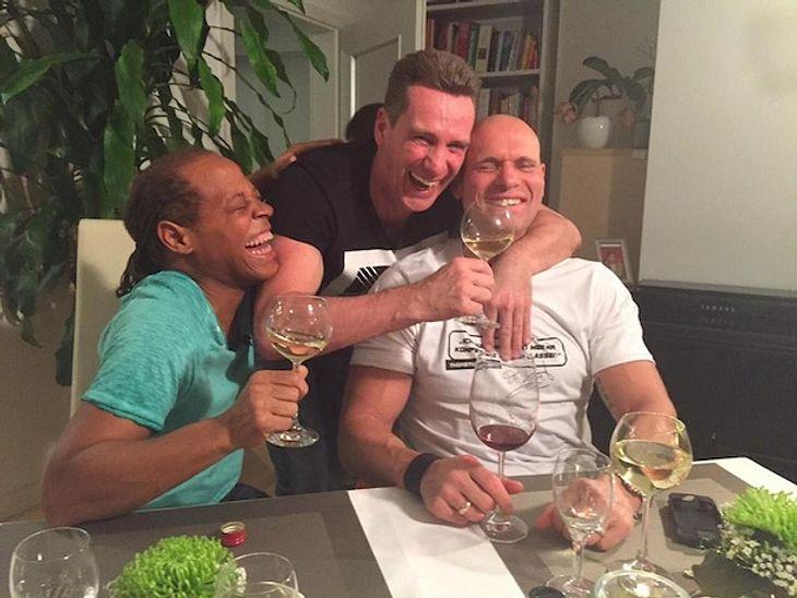 Dschungel-Promi Dinner: Auch Jürgen, Thorsten und Ricky sind dabei