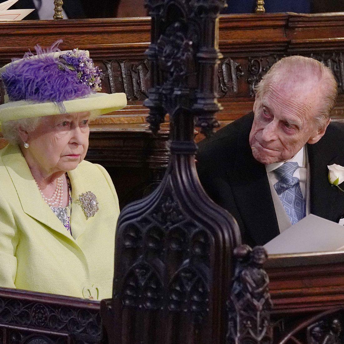 Prinz Harry & Meghan Markle: Darum war die Queen schlecht gelaunt