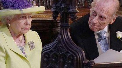 Prinz Harry & Meghan Markle: Darum war die Queen schlecht gelaunt - Foto: gettyimages