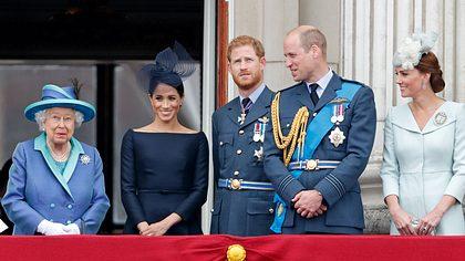 Süße Baby-News für die britische Krone!