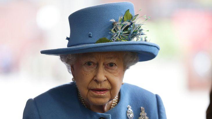 Queen Elizabeth II.: Trauriger Abschied!