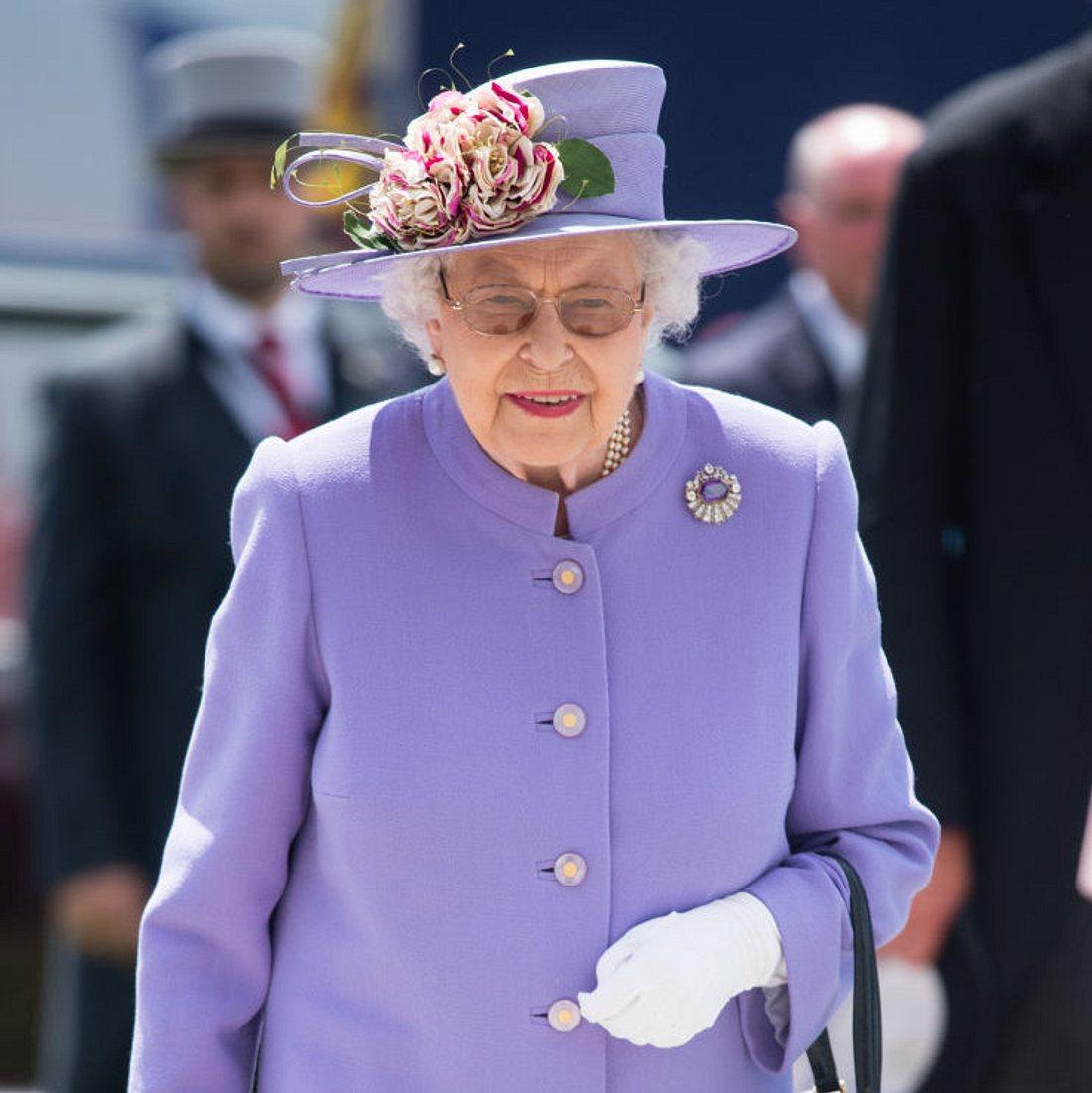 Queen Elizabeth II. musste operiert werden