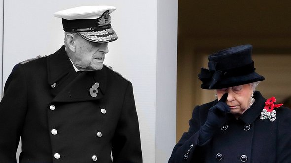Prinz Philip und Queen Elizabeth - Foto: GettyImages