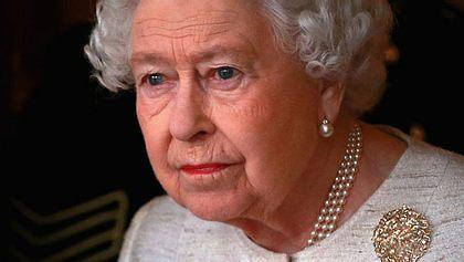 Große Sorge um die Königin!