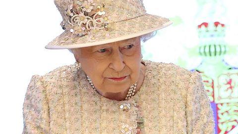 Queen Elizabeth II. droht die Pleite - Foto: getty