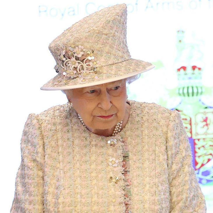 Queen Elizabeth II. droht die Pleite