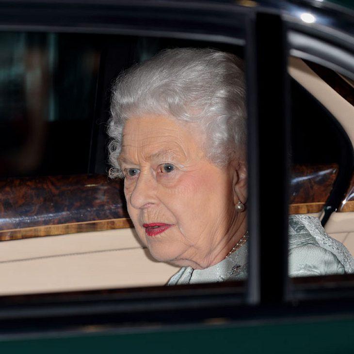 Queen Elizabeth: Schock-News aus dem Königshaus