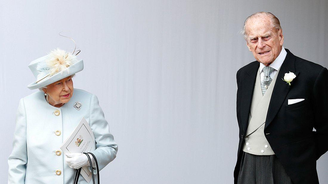 Ehe-Krise bei Queen Elizabeth und Prinz Philip!