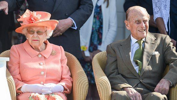 Drama um Prinz Philip eine Woche vor ihrem 73. Hochzeitstag