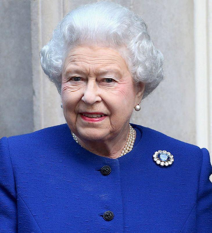 Queen Elizabeth: Prinz William und Herzogin Kate brechen mit dem Protokoll!