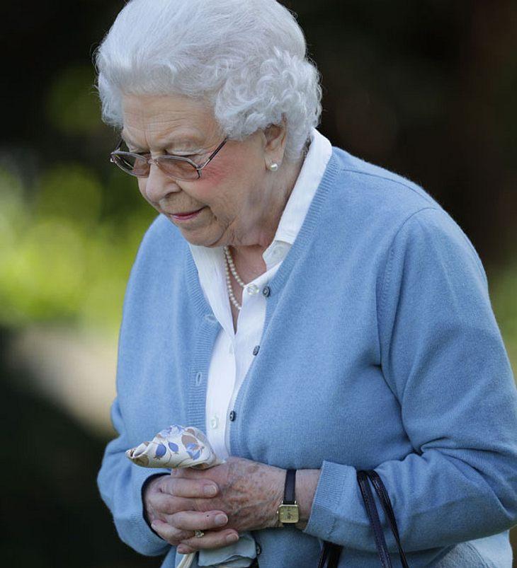 Queen Elizabeth: Schockierende Enthüllung über William & Kate!