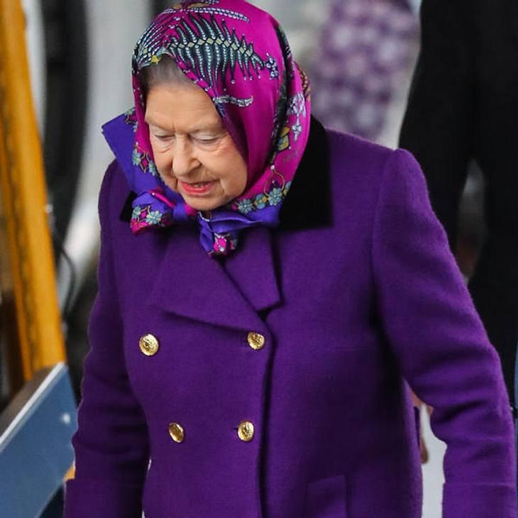 Queen Elizabeth macht Schluss!