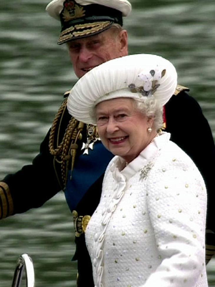 Die Feierlichkeiten anlässlich des Thronjubiläums von Queen Elizabeth II. erstrecken sich über vier Tage