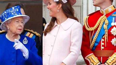 Sind Kate und William bald Königin und König? - Foto: Getty Images