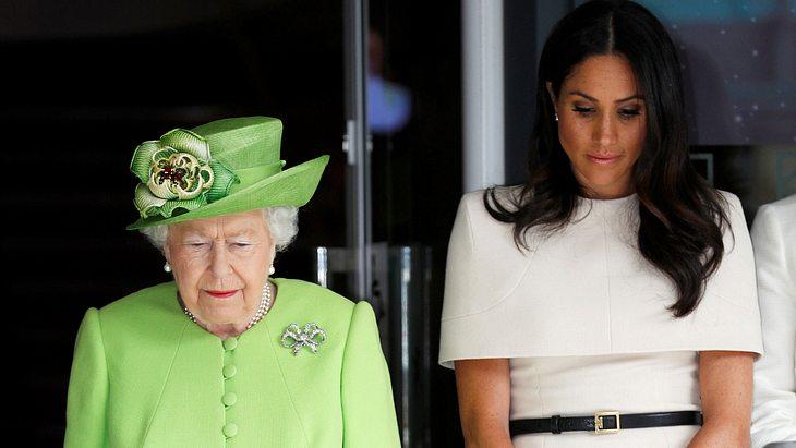 Queen Elizabeth II.: Das denkt sie wirklich über Herzogin Meghan!