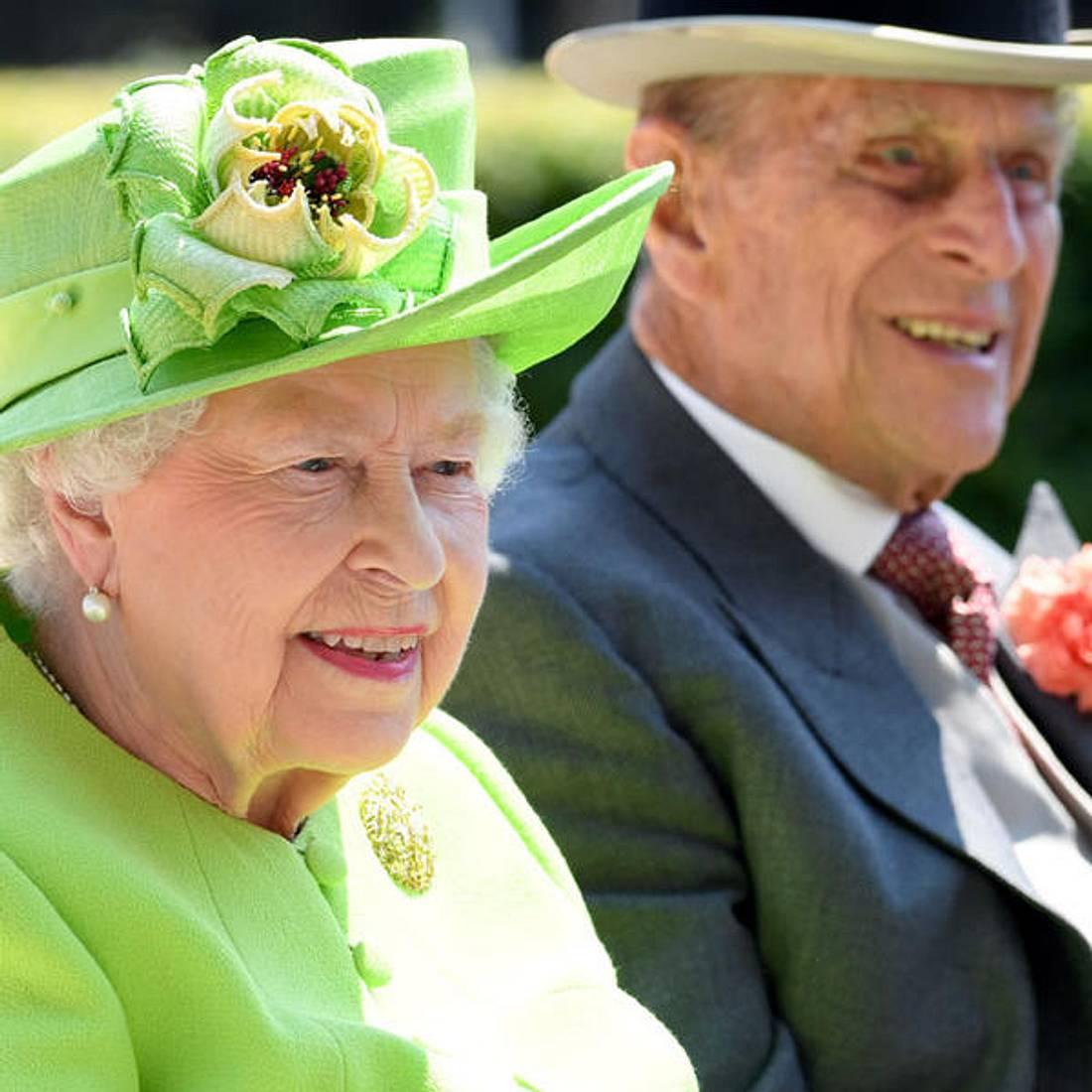 Queen Elizabeth und Prinz Philip- so schlecht steht es um ihre Ehe