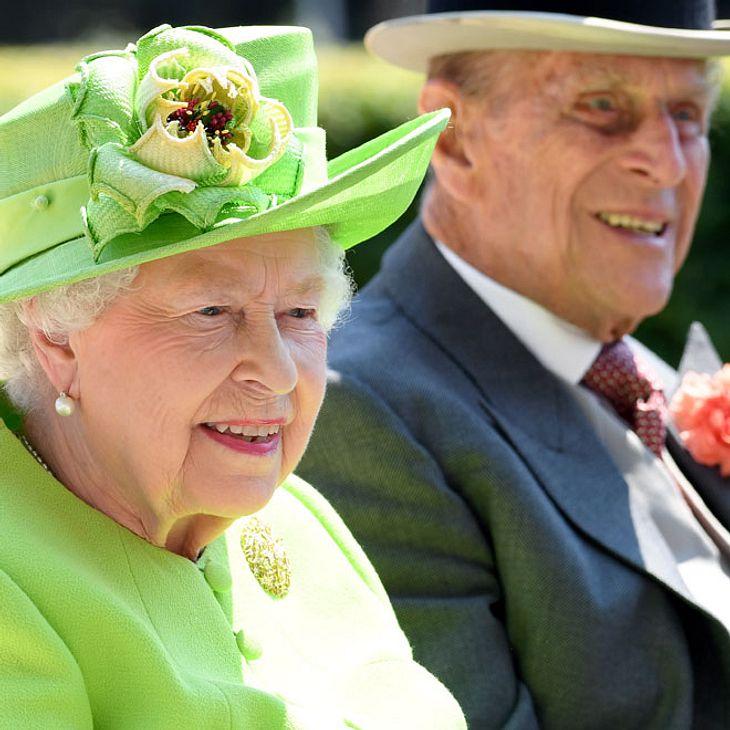Prinz Philip: Ehemann der Queen im Krankenhaus!