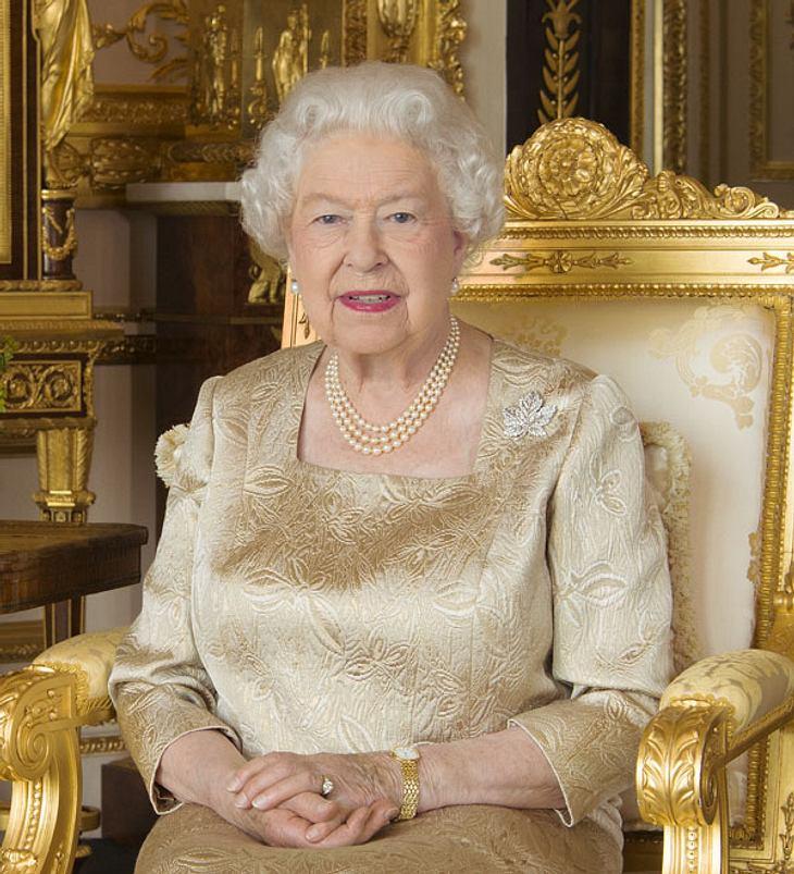 Queen Elizabeth: Diese Geste sorgt für jede Menge Aufsehen!