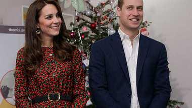 Die Queen allein an Weihnachten? Kate und William feieren lieber bei den Middletons!