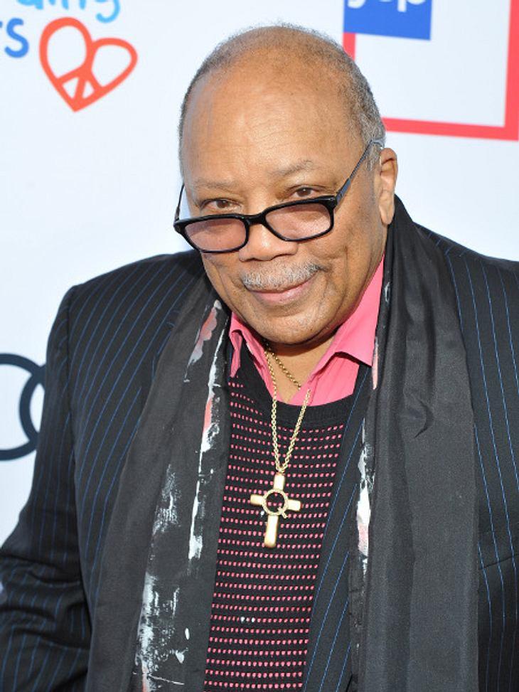 Quincy Jones klagt