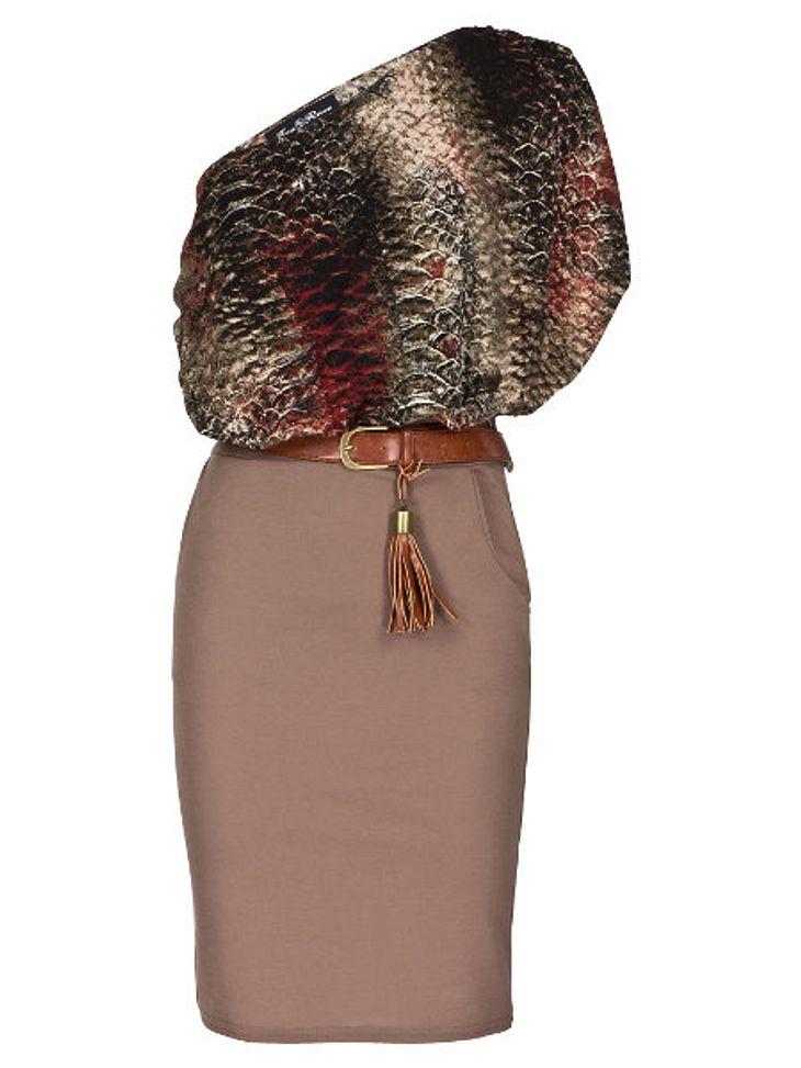 Life&Style Rabattaktion: 35 % Rabatt auf www.fourflavor.deWild Girl: Da schlagen die Herzen von Mode-Amazonen höher. Aus Polyester mit Animalprint. Statt 59,90 Euro jetzt 38,94 Euro.