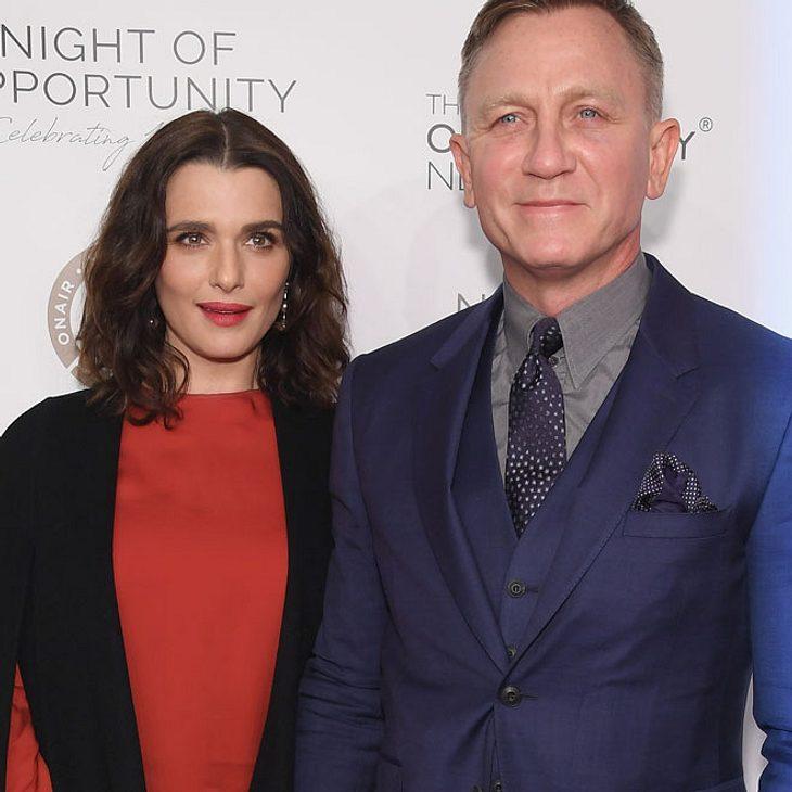 Baby-Bondgirl für Daniel Craig und Rachel Weisz