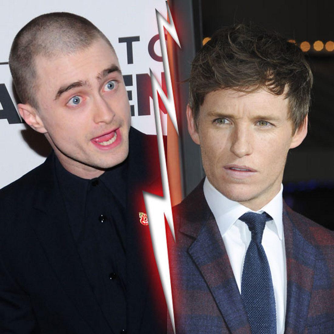 Daniel Radcliffe vs. Eddie Redmayne