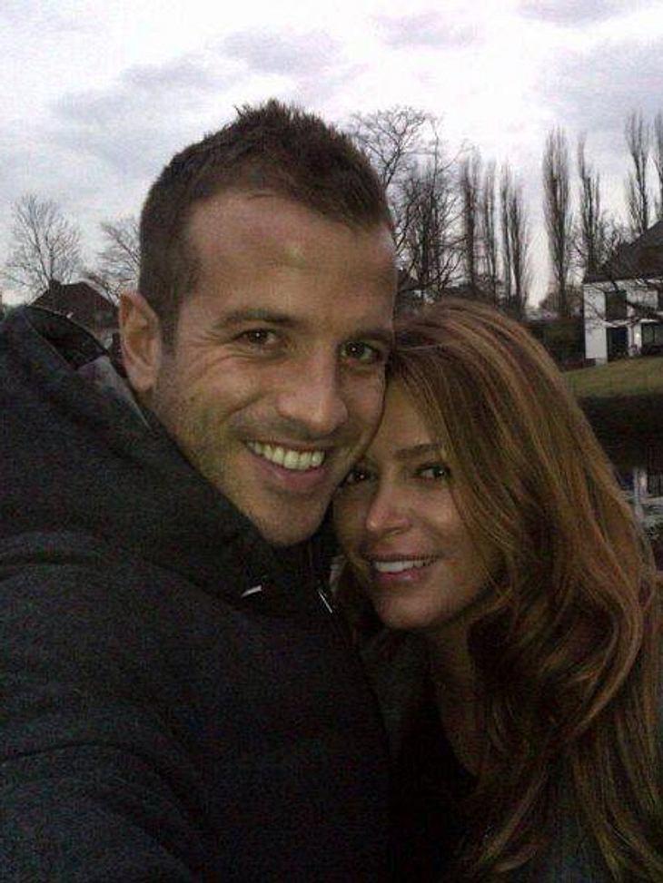 Rafael van der Vaart und Sabia Boulahrouz sind wieder bei der Familienplanung.