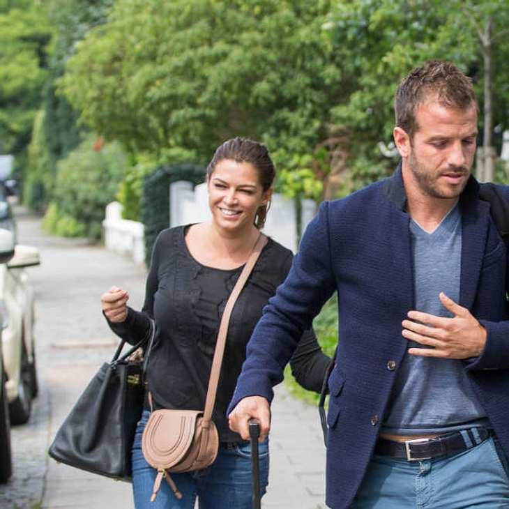 Rafael van der Vaart: Mietschulden wegen seiner Ex-Freundin Sabia Boulahrouz!